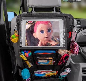 Lusso Gear Back Seat Organizer