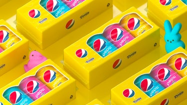 What does Peeps-flavored Pepsi taste like? Here's the scoop on the surprising combo.