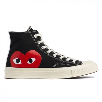 Chuck Taylor All Star '70 High in Black