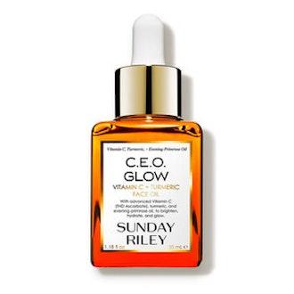 Sunday Riley C.E.O. Glow Vitamin C + Turmeric Face Oil