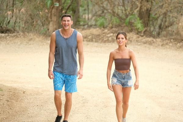 Blake and Kristina on 'Bachelor in Paradise' Season 6