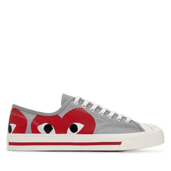 Jack Purcell Sneaker in Red