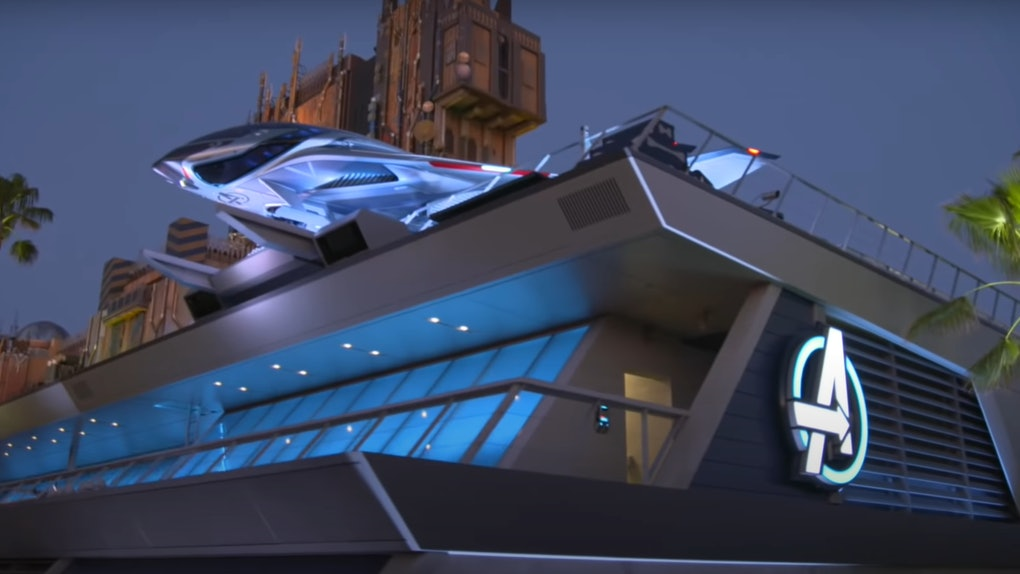 This video of Disneyland's Marvel's Avengers Campus is too good to be true.