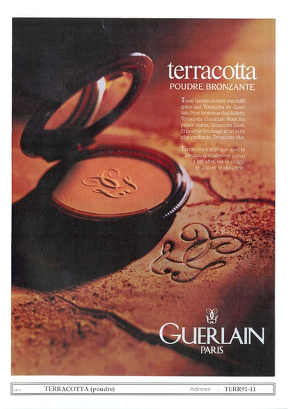 Guerlain's Terracotta powder