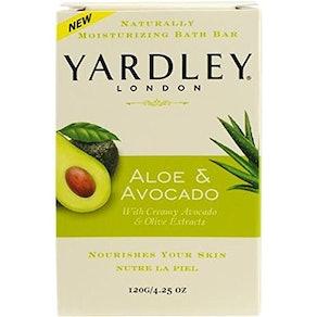 Yardley London Aloe & Avocado Bath Bar