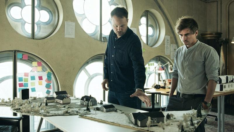 Anton Berg and Martin Johnson in Pray, Obey, Kill via HBO press site.