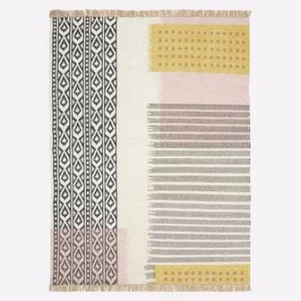 Ikat Mix Indoor/Outdoor Rug
