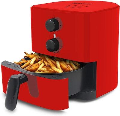 Elite Gourmet Maxi-Matic Air Fryer, 1 QT