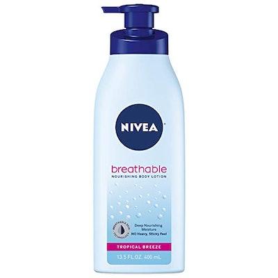 NIVEA Breathable Nourishing Body Lotion