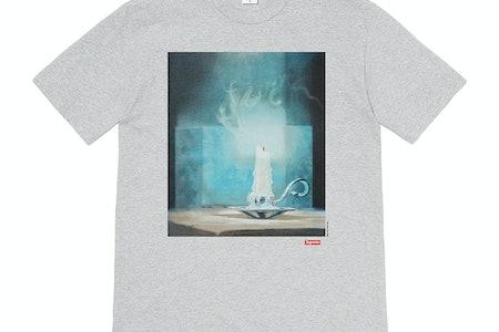 Supreme Dan Colen Fuck T-Shirt