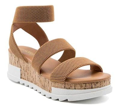 Athlefit Platform Sandals