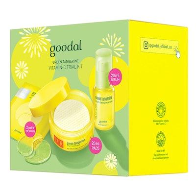 Goodal Green Tangerine Vitamin C 3-Step Kit