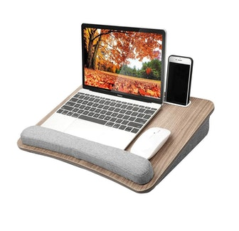 Portable Lap Desk with Pillow Cushion