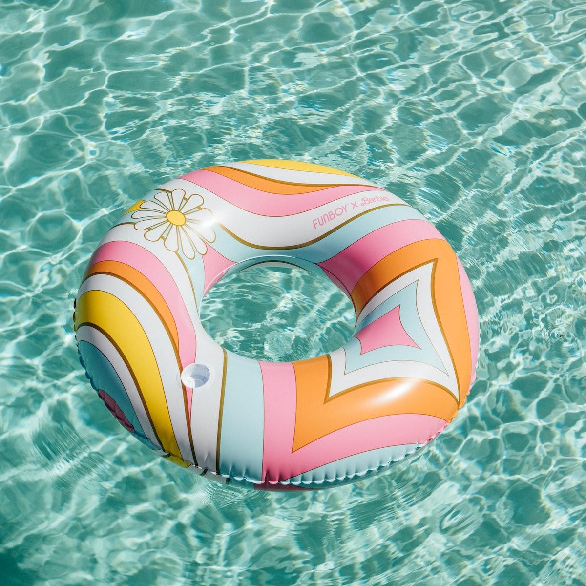 FUNBOY x Malibu Barbie Tube Pool Float