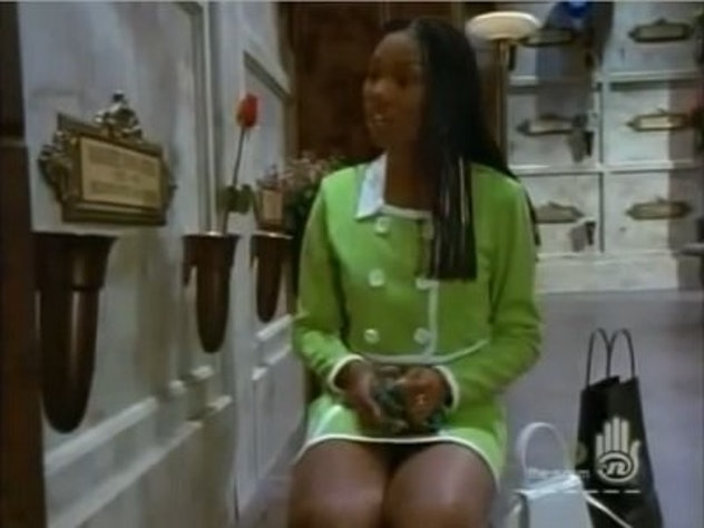 'Moesha's Mother's Day' episode first aired in 1996.