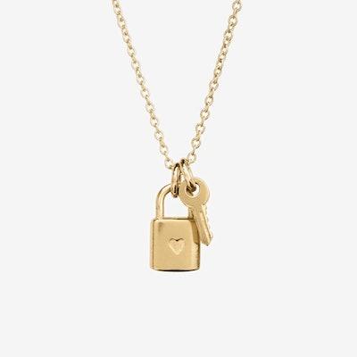 Unlocked Necklace