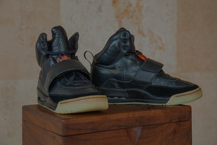 Kanye West Nike Air Yeezy 1 Prototype Grammys