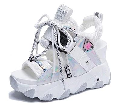 SaraIris Platform Sandals
