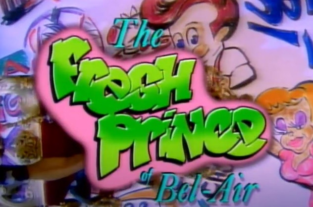 'Fresh Prince' Mother's Day episode was in the fourth season and aired in 1994.
