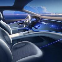 Virtual tour: Mercedes EQS will make Tesla fanboys drool
