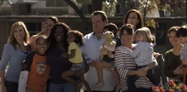 'Modern Family' ran for 11 seasons.