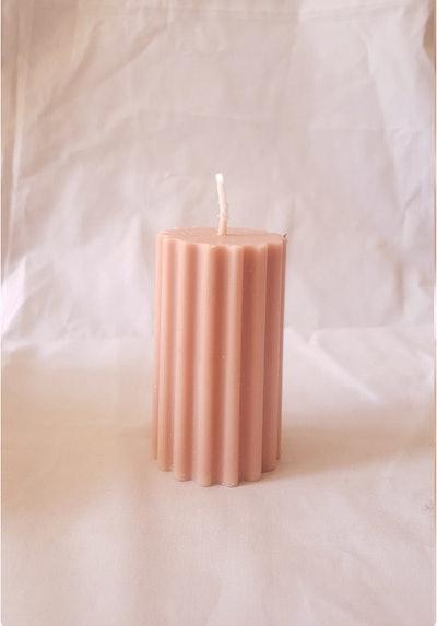 Reign Pillar Candle