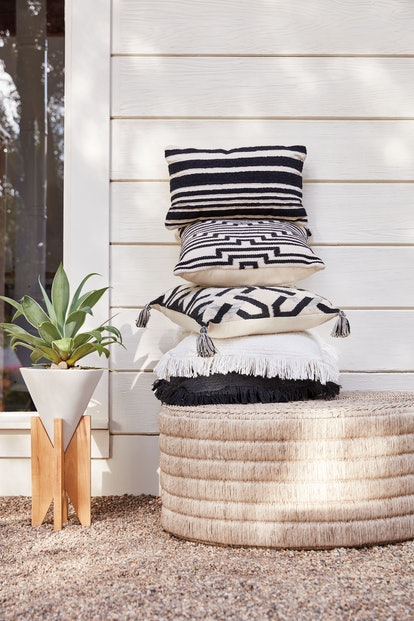 patio pillows indoor outdoor decor trend