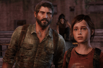 Last of Us PS5 Remake Naughty Dog Joel and Ellie