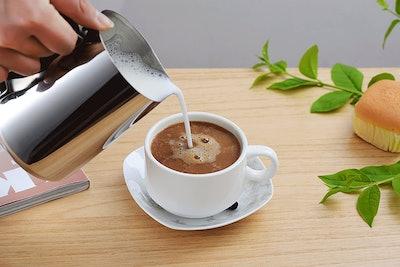 Apexstone Espresso Milk Frothing Pitcher (20 Oz)
