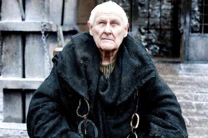 Peter Vaughan as Maester Aemon in Game of Thrones