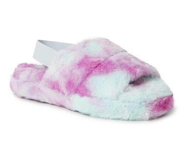Women's Luna Furry Slide Slipper