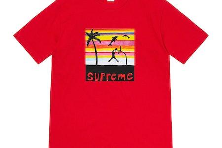 Supreme Dunk Joe Roberts T-Shirt