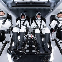 SpaceX Crew-2 launch date, astronauts, and return for the NASA ISS mission