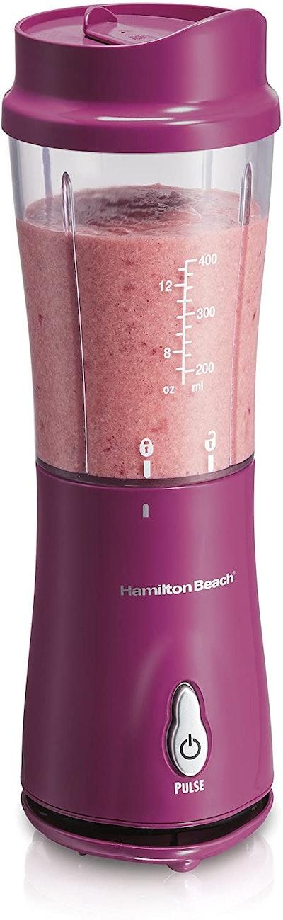 Hamilton Beach Personal Travel Blender