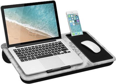LapGear Lap Desk with Phone Holder