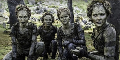 The Children of the Forest in Game of Thrones