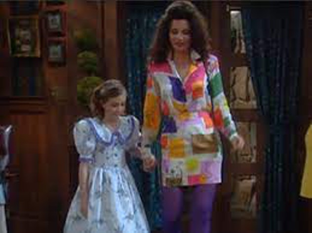 """""""I Don't Remember Mama"""" of 'The Nanny' first premiered in 1994."""