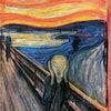 "Edvard Much's ""The Scream"""