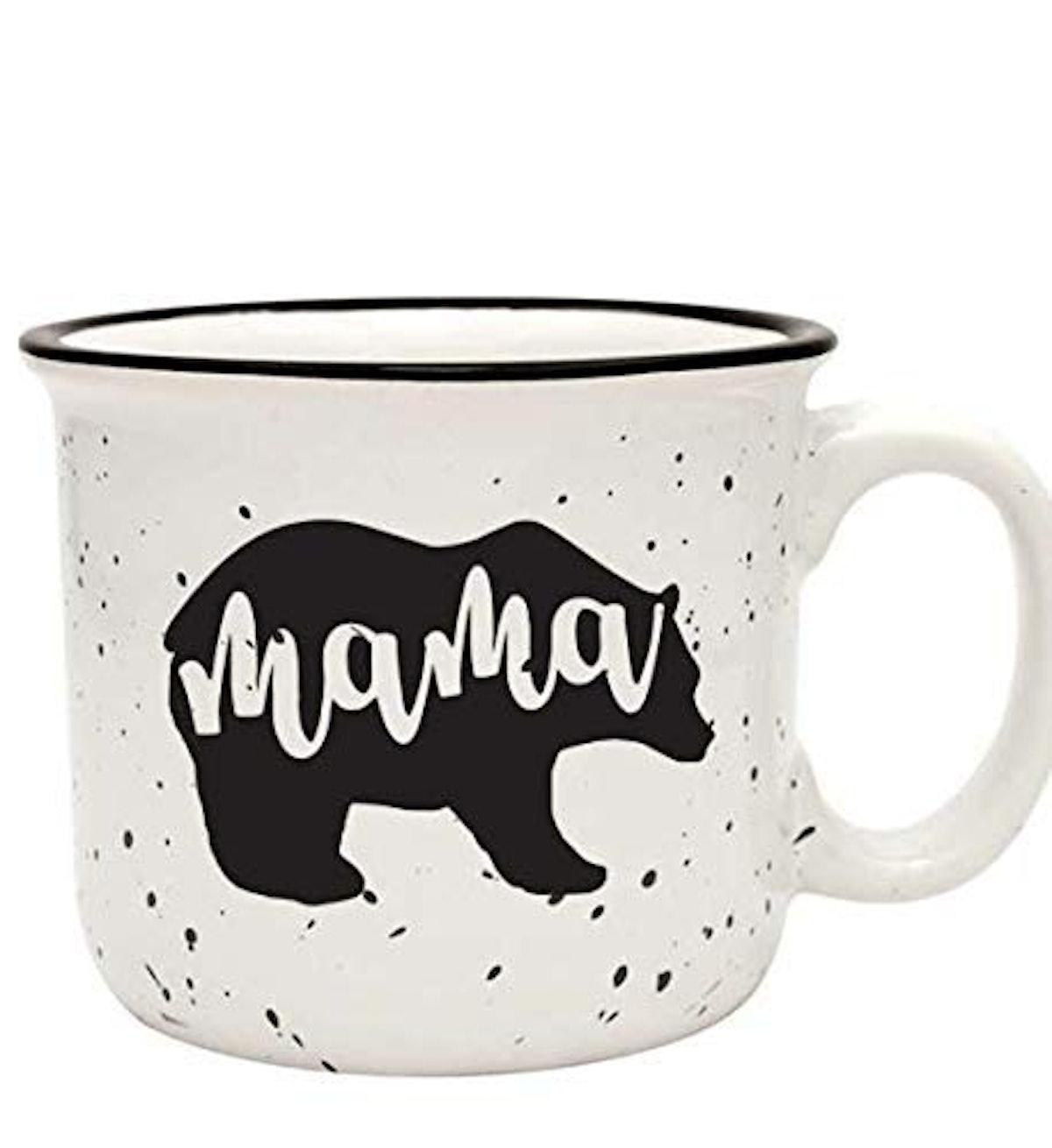 Cute Girly Coffee Mug for Mom