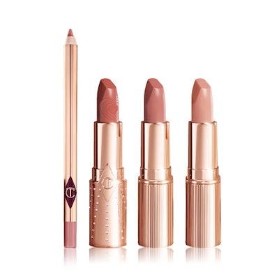 Nude Lip Icons Kit