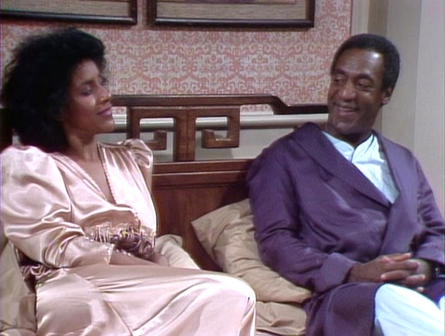 """""""You're Not A Mother Night"""" of 'The Cosby Show' first aired in 1984."""