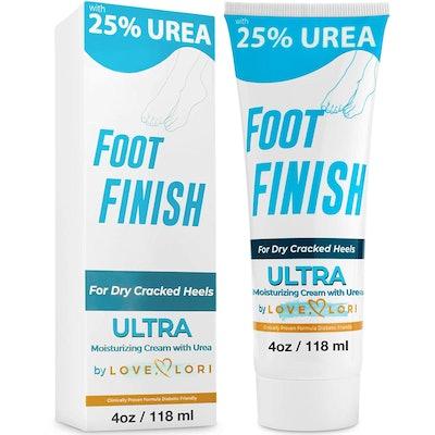 LOVE, LORI Foot Softening Treatment Cream
