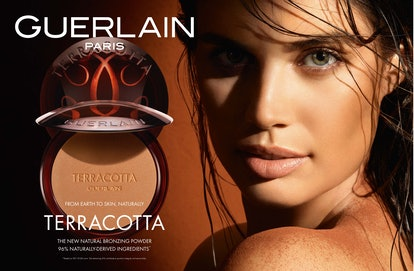 Guerlain's new Terracotta bronzing powder