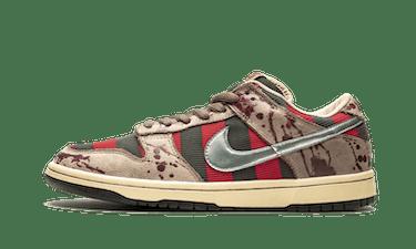 Nike SB Dunk Freddy Krueger