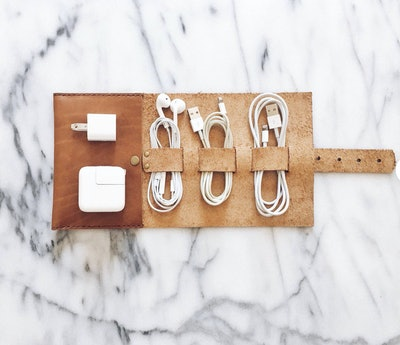 Cord Wrap | Cable Organizer | Personalized