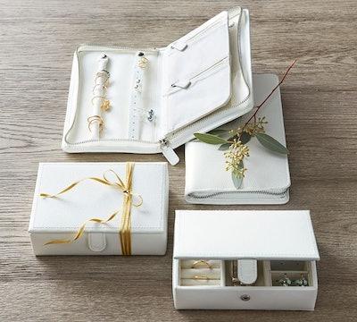 McKenna Travel Jewelry Box