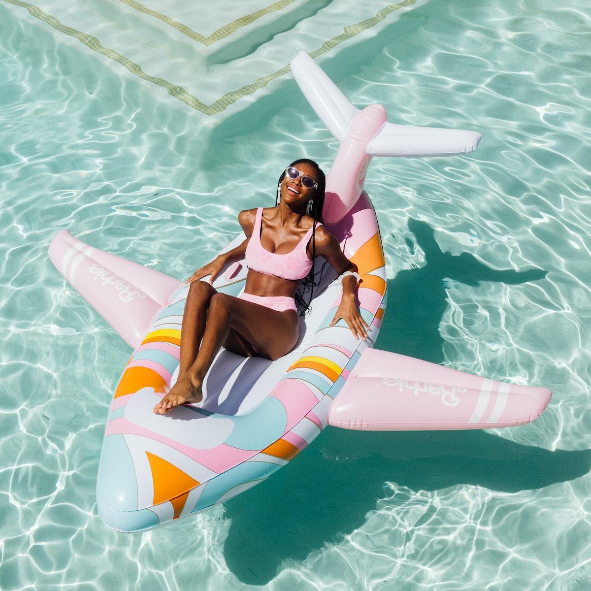 FUNBOY X BARBIE Malibu Private Jet Float