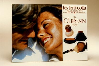 Guerlain's Terracotta powder