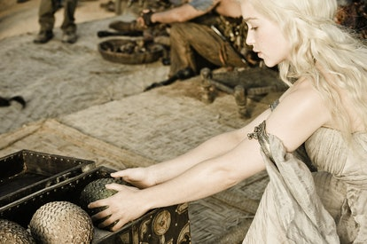 The Dragon Eggs in Game of Thrones