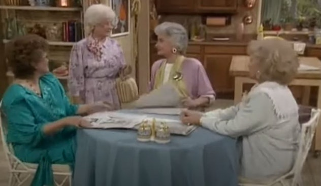 'The Golden Girls' Mother's Day episode first aired in 1988.